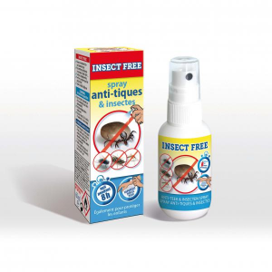BSI insect free tiques